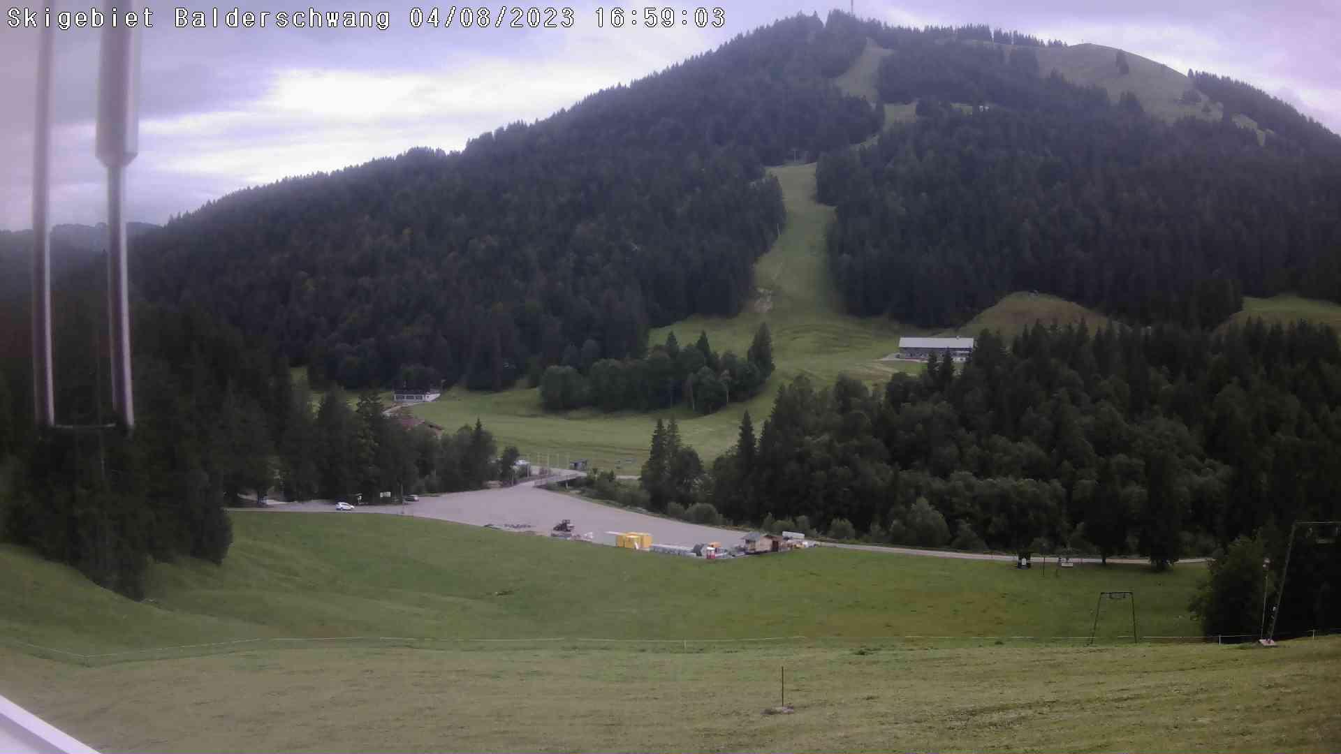 Bild der Webcam Bergbahnen Balderschwang
